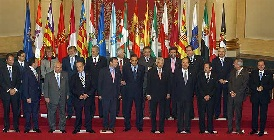 I conference of Presidents. 28 October 2004